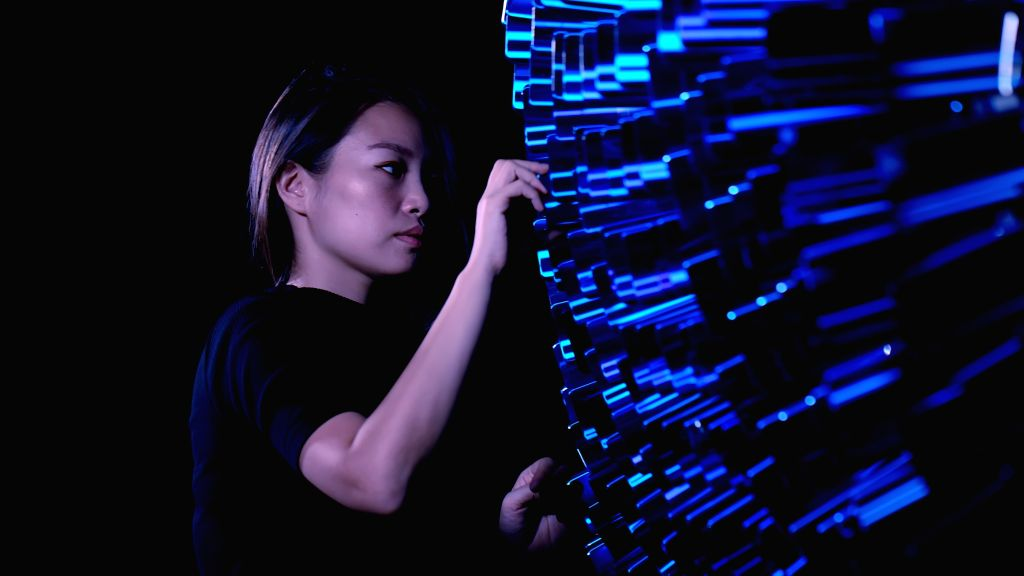 Red Hong Yi, Artist and Creator of Aurora