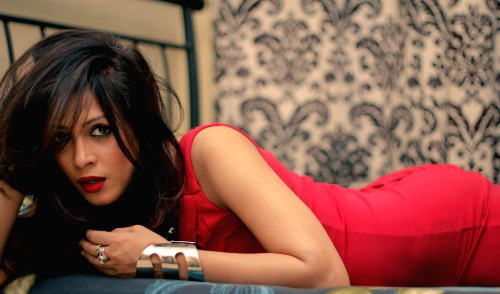 Red Hot Model Supriya Keshari in special Valentine`s Day Theme Photo Shoot on Sunday, February 16th, 2014.