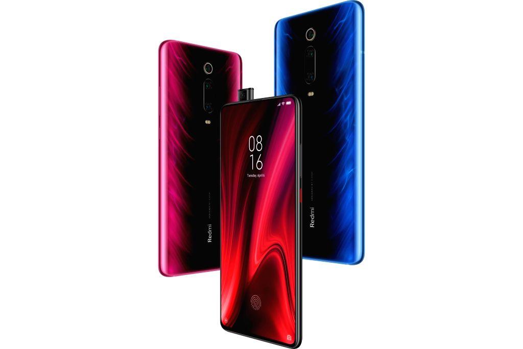 Redmi K20 Pro smartphone.