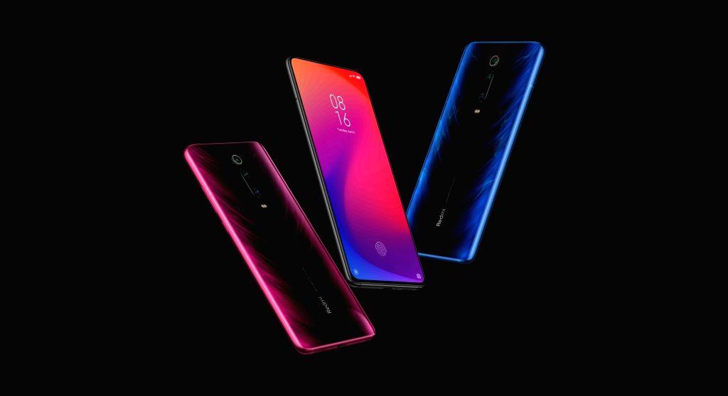 Redmi K20 smartphones.