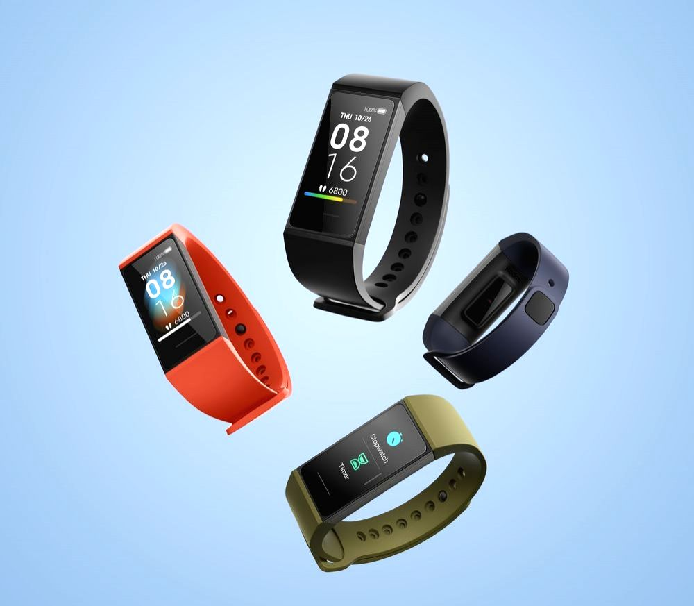 Redmi Smart Band launched in India for Rs 1,599
