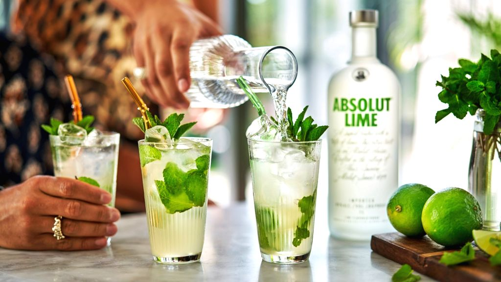 Refreshing cocktail recipes to try while at home