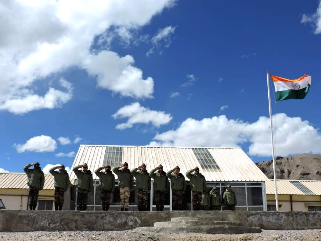"Rejecting reports on the detention of a joint patrol party detained by Chinese forces in Ladakh, the Indian Army said on Sunday that these were ""inaccurate"". (File Photo: IANS/DPRO)"