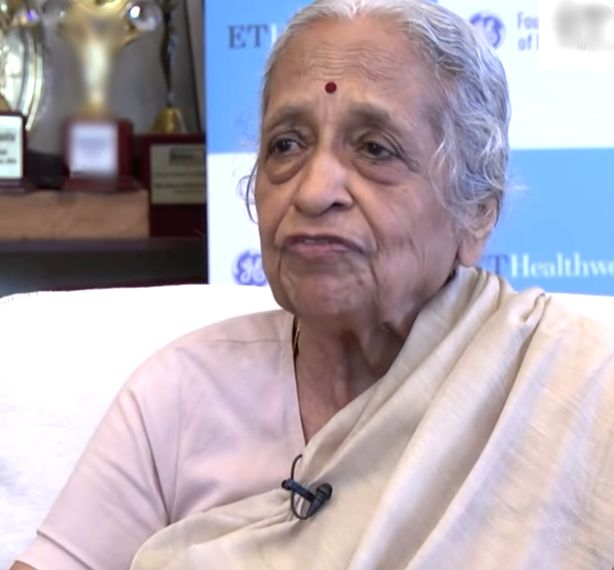 Renowned oncologist V.Shanta of Adyar Cancer Institute no more