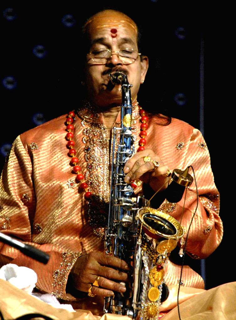 Renowned Saxophonist Kadri Gopalnath who breathed his last in Bengaluru on Oct 11, 2019.