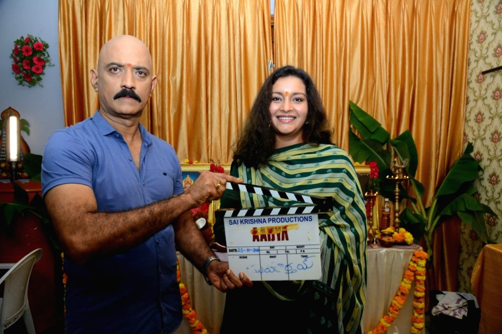Renu Desai's Aadya Web Series Launched - Renu Desai