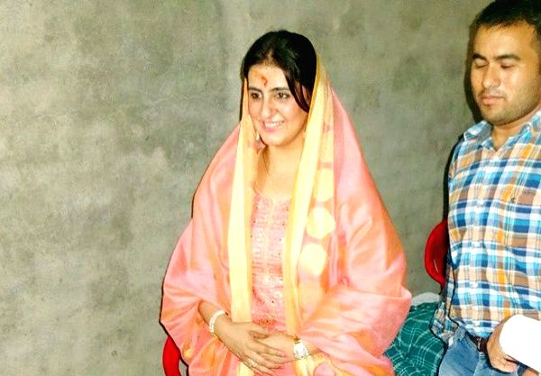 Renuka Bishnoi.