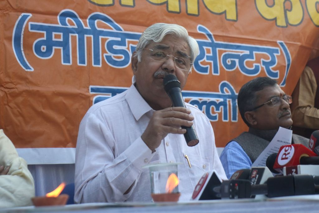 Reopen all places of worship to avoid mass depression: VHP. (Photo: IANS)