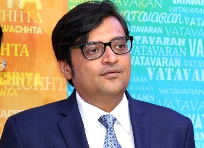Republic TV editor Arnab Goswami - Arnab Goswami