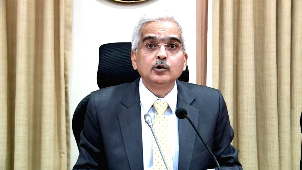 Reserve Bank of India (RBI) Governor Shaktikanta Das addresses a press conference post the monetary policy meet, in New Delhi on Feb 6, 2020.