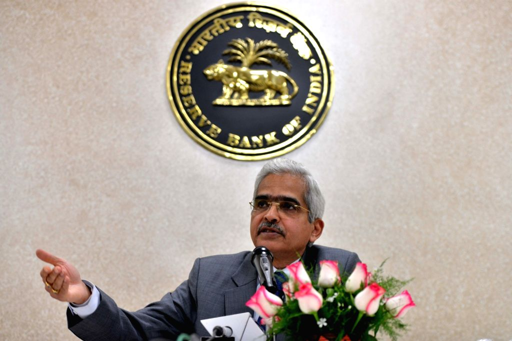 Reserve Bank of India (RBI) Governor Shaktikanta Das. (Photo: IANS)