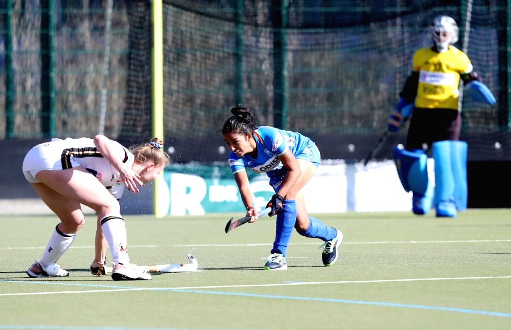 Resolute Indian Women???s Hockey Team lose 0-1 to Germany