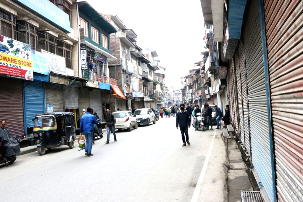 Restrictions announced across Jammu and Kashmir late on last Sunday, ahead of the announcement of the abrogation of Article 370, were withdrawn in Jammu on Friday, an official statement said. (Photo: IANS)