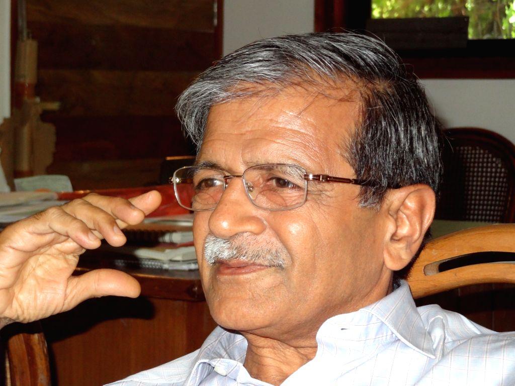 Retired Delhi High Court Justice SN Dhingra