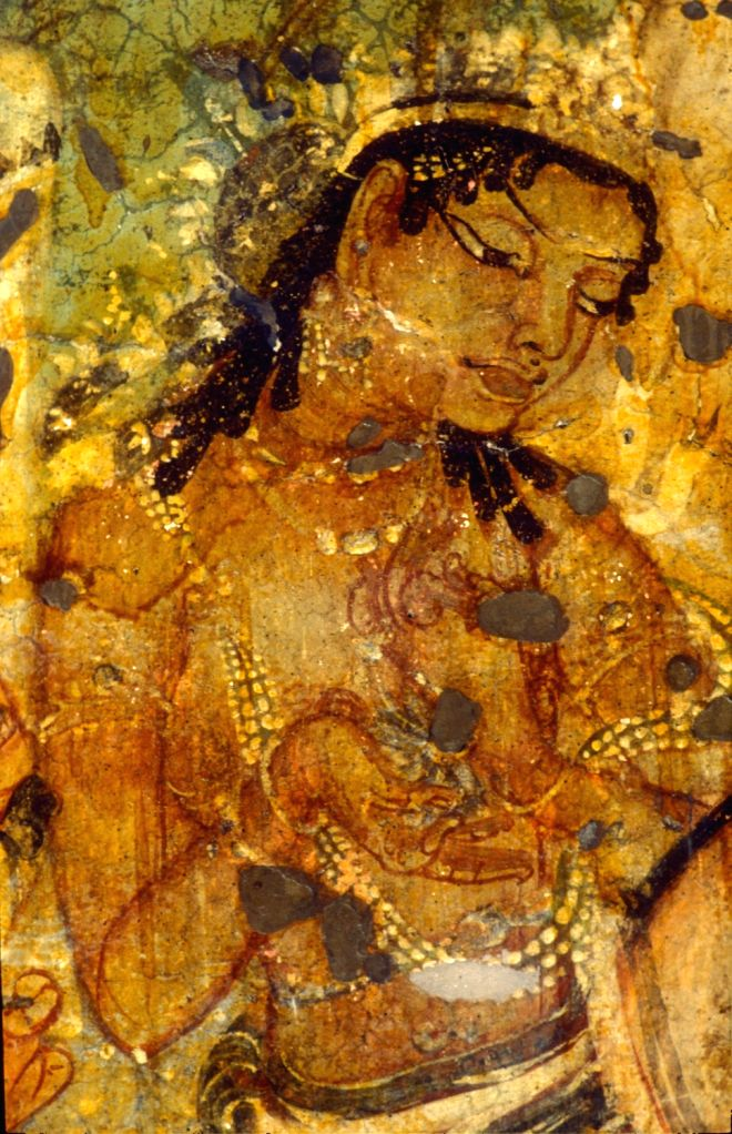 Revived by AI, Ajanta cave painting-s 'future-leap' on Svalbard Isle.