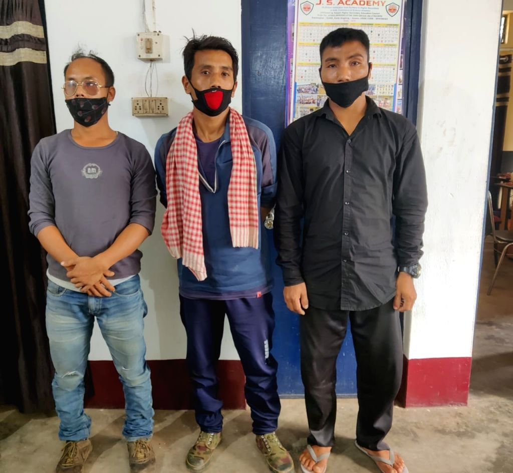 Rhino poachers and horn traders held, arms recovered in Assam