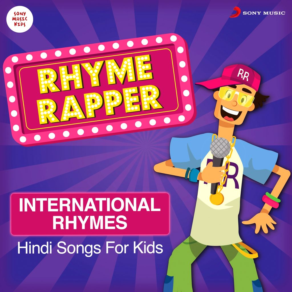 "Rhyme Rapper, an animated hip-hop artiste, has been created for ""pre-schoolers"" up to the age of 8. Rhyme Rapper's hip-hop styled original rhymes in Hindi are a new take on some of the most iconic English rhymes from all over the world."