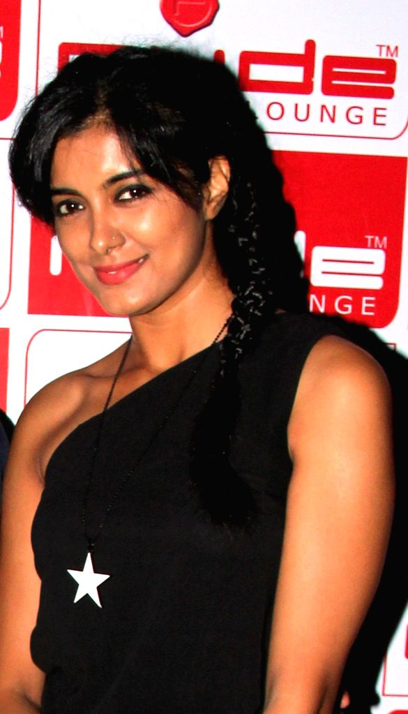 Richa Sony during the launch of Rude Lounge`s Powai branch opening in Mumbai on June 14, 2014.