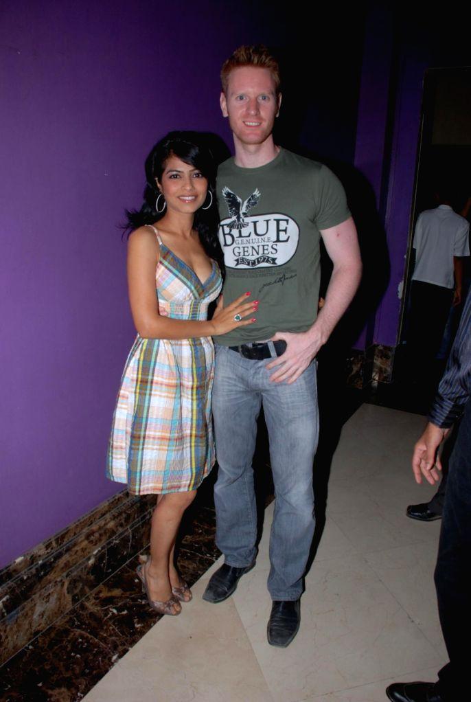 Richboyz Entertainment bash in Mumbai.
