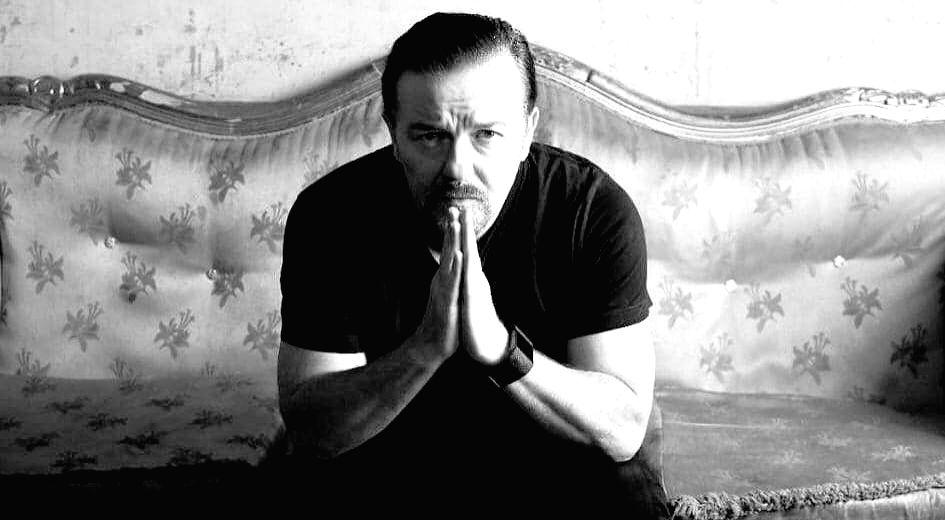 Ricky Gervais. (Photo: Twitter/@rickygervais)