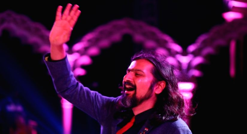 Ricky Kej on the impact of COVID-19 on music.