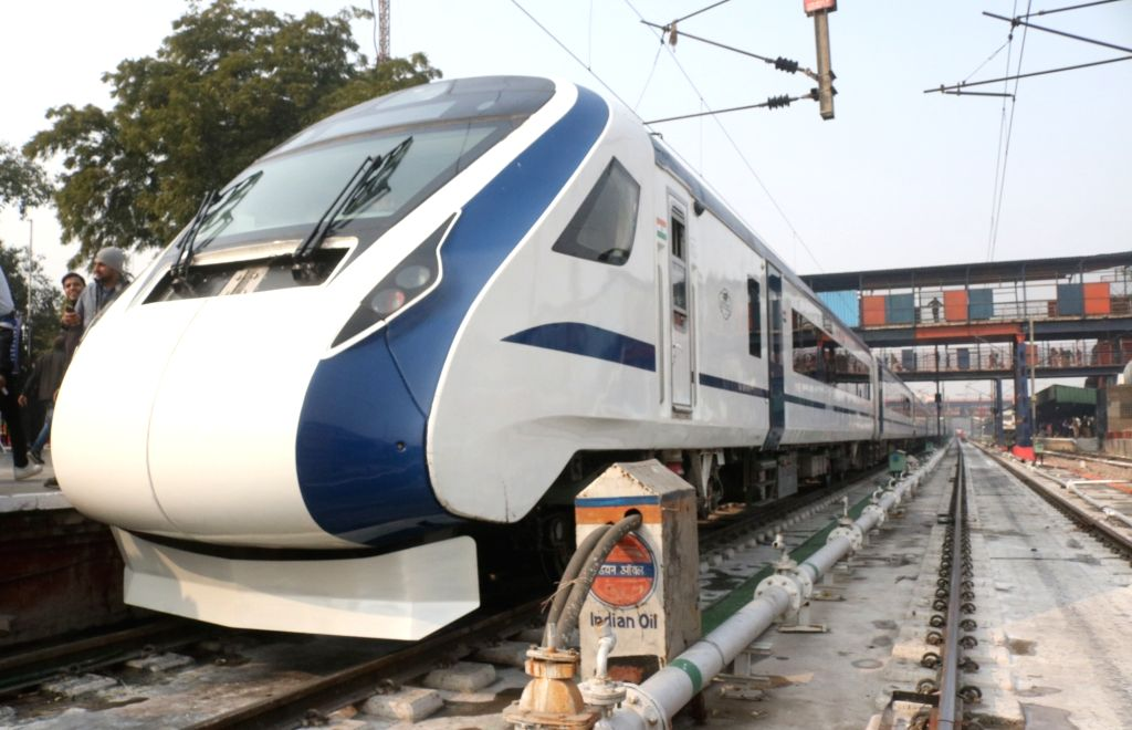 Riding high on the success of the Vande Bharat Express currently plying on the New Delhi-Varanasi route, the Indian Railways is planning another set of trains between the national capital and Katra for pilgrims travelling to the Vaishno Devi shrine.
