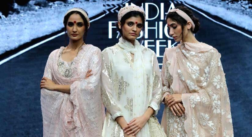 Rina Dhaka, Shivan & Naresh launch SS'21 collection