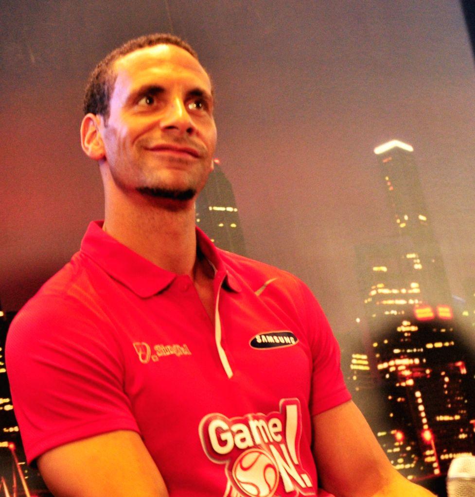Rio Ferdinand. (File Photo: IANS)