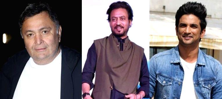 Rishi Kapoor, Irrfan Khan, Sushant tributes at Indian film fest Melbourne. - Rishi Kapoor and Irrfan Khan