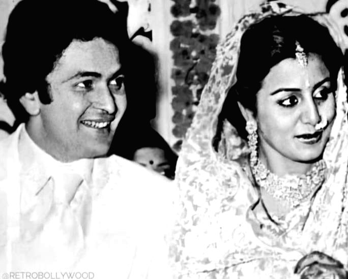 Rishi Kapoor is 'reunited with his most favourite person'. - Rishi Kapoor