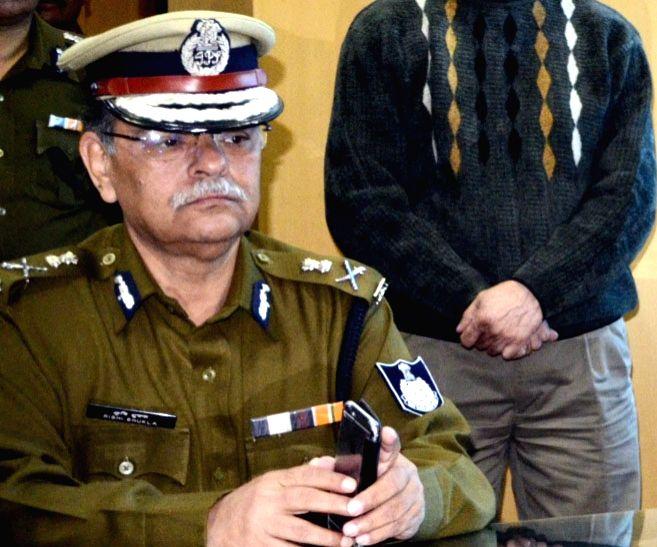 Rishi Kumar Shukla. (File Photo: IANS) - Rishi Kumar Shukla