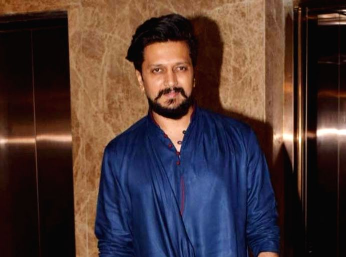 Riteish Deshmukh. (File Photo: IANS) - Riteish Deshmukh