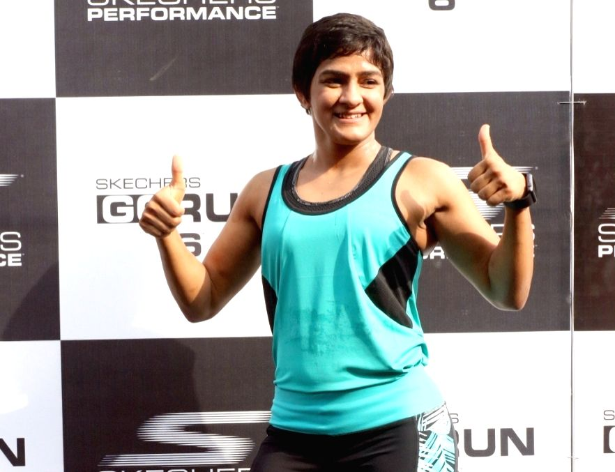 Ritu Phogat. (File Photo: IANS)