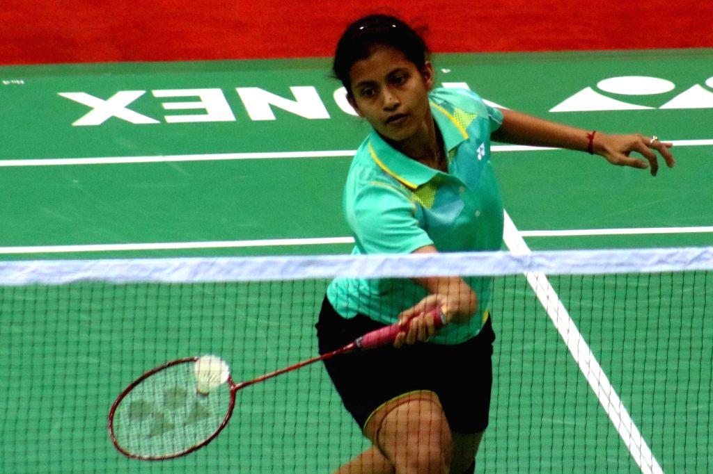 Rituparna Das. (Photo: Bidesh Manna/IANS)