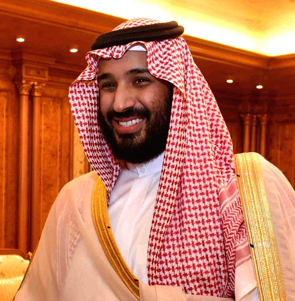 RIYADH, June 21, 2017 - File photo taken on Nov. 6, 2016 shows then Saudi Deputy Crown Prince Mohammed bin Salman in Riyadh, Saudi Arabia. Saudi King replaces Mohammed bin Nayef with Mohammed bin ...