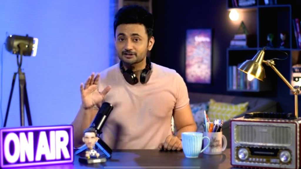 RJ Anmol opens up on game show 'Kya Bolti Public?'.