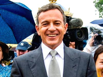 Robert Iger. (Photo: Twitter/@RobertIger)