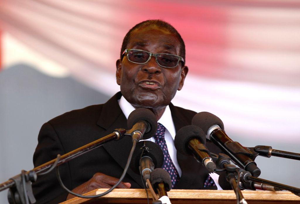 Robert Mugabe. (File Photo: IANS)