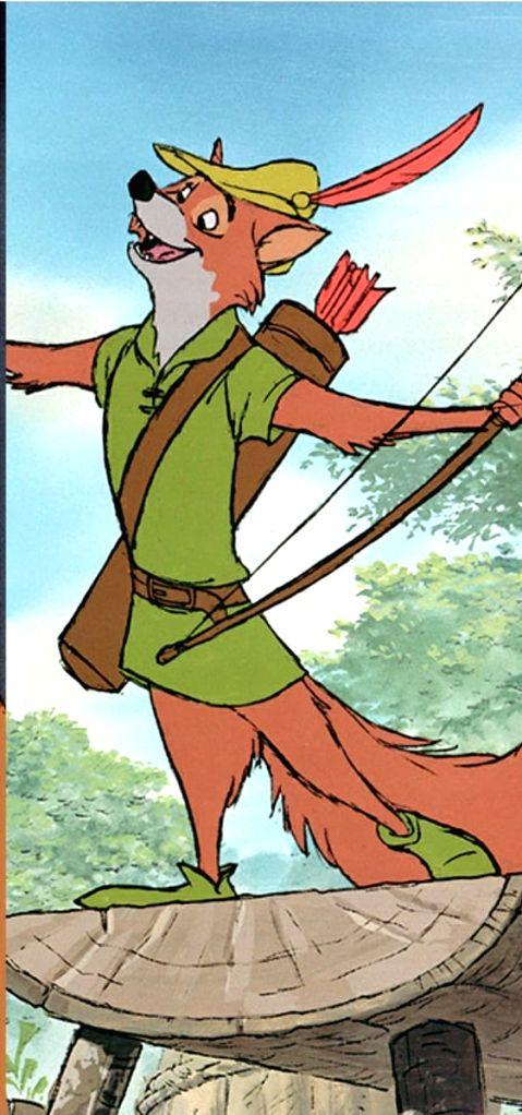 'Robin Hood' animated remake coming soon.