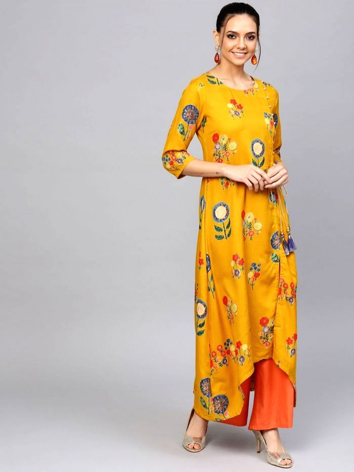 Rock the ethnic look this monsoon.