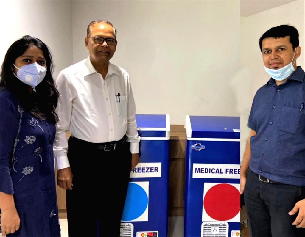 Rockwell to provide vaccine freezers to Dr Reddy's for Sputnik V.