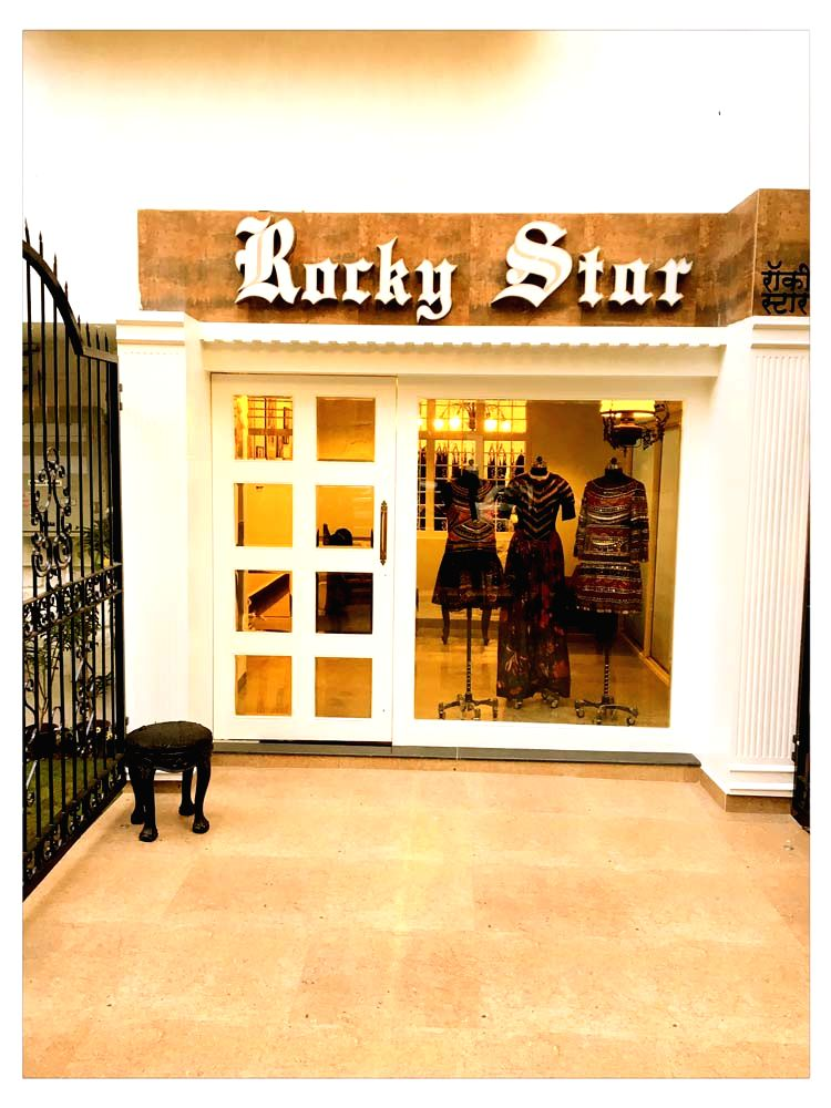 Rocky Star flagship store