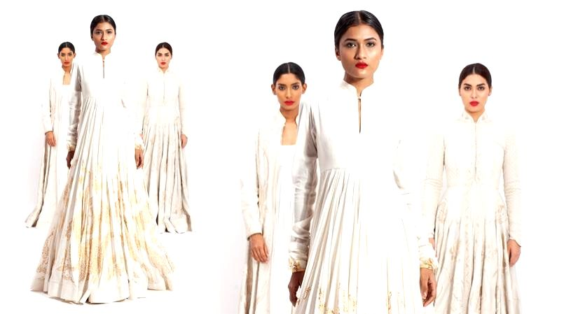 Rohit Bal's collection.