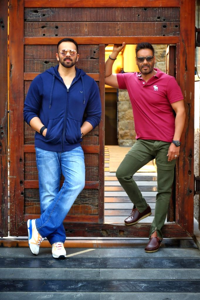Free Photo: Rohit Shetty, Ajay Devgn to be back with 'Golmaal FIVE
