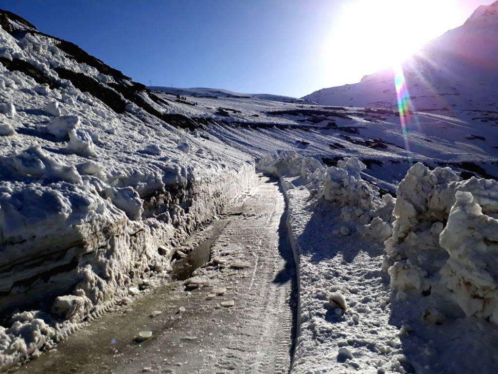 Rohtang Pass. (Photo: IANS)