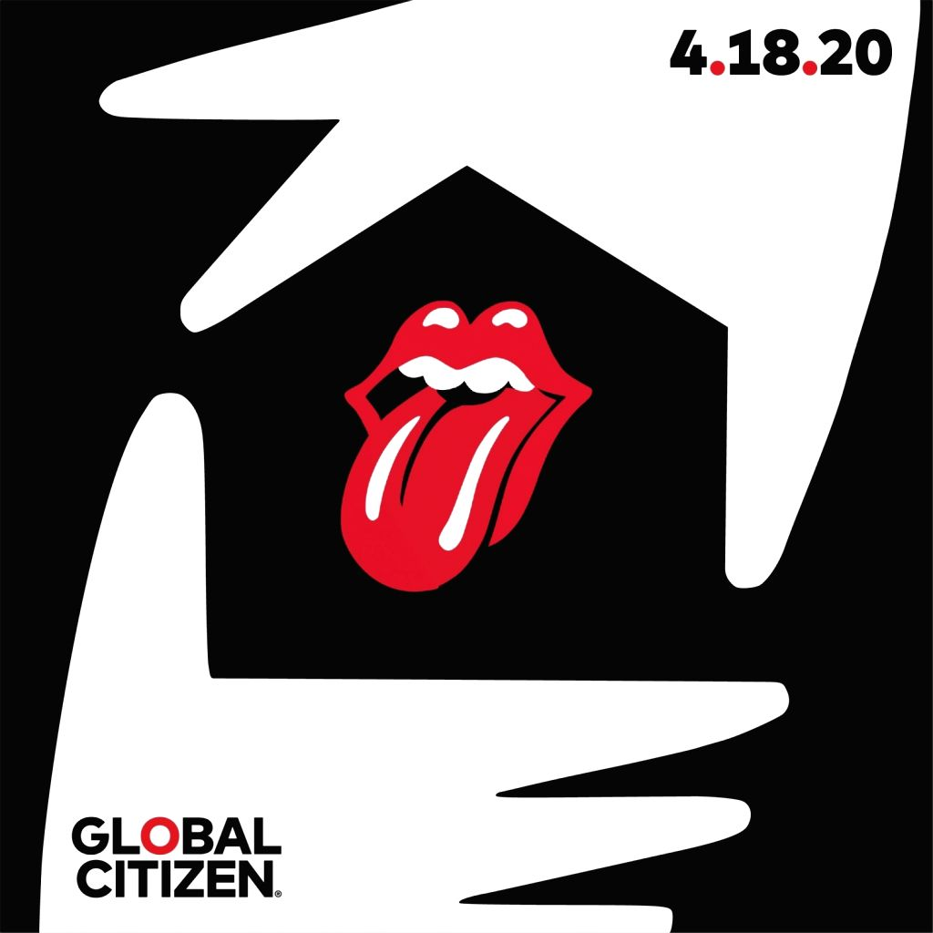Rolling Stones to participate in Lady GaGa's mega COVID-19 fundraiser concert.
