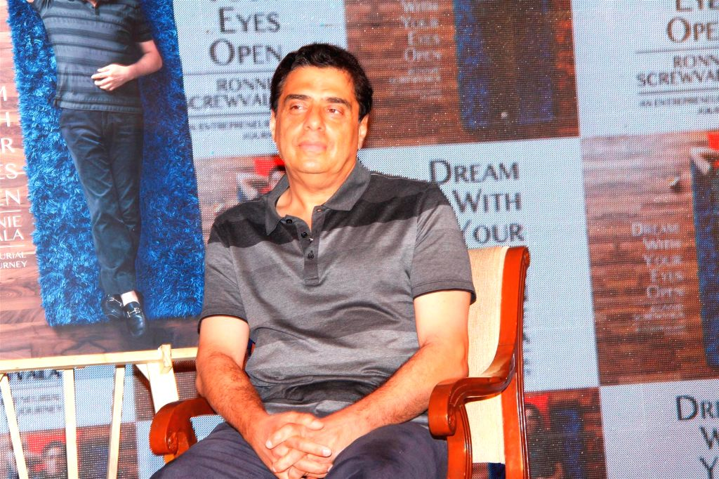 Ronnie Screwvala. (Photo: IANS)