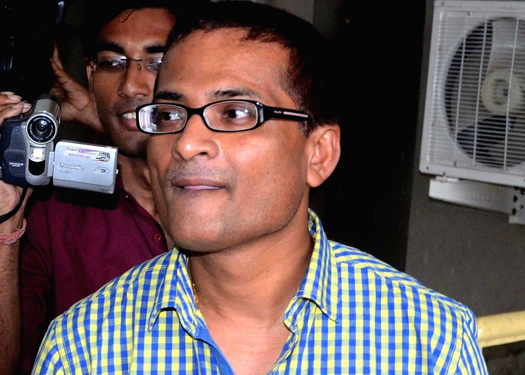 Rose Valley chairman Goutam Kundu. (File Photo: IANS)