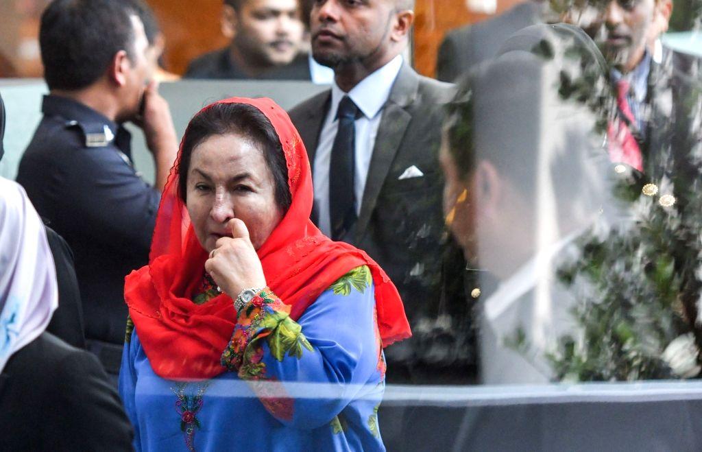 Rosmah Mansor. (Xinhua/Chong Voon Chung/IANS)