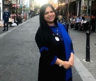 Rozina walks free on bail